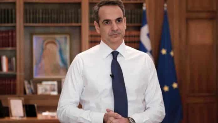 πρωθυπουργός Ελλάδα - Τουρκία: Ο πρωθυπουργός covid-19 Κορονοϊός: Τι αποφάσισε η κυβέρνηση στην έκτακτη σύσκεψη covid-19Αυξάνονται οι δόσεις για χρέη στην εφορία Έκπτωση για εφάπαξ καταβολή - Τι μέτρα ανακοίνωση ο πρωθυπουργός από το βήμα της Βουλής καραντίνα τέλος Διάγγελμα Μητσοτάκη: Ποιοι παίρνουν τα 800 ευρώ Διάγγελμα Μητσοτάκη
