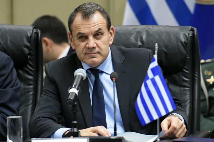 ΠΟΕΣ: Υπουργός Τουρκικά μαχητικά F-16 πάνω απο τη Χίο σήμερα 24 Ιουνίου 2020 - Είναι παραβίαση εθνικής κυριαρχίας ή όχι κ. Παναγιωτόπουλε; Παναγιωτόπουλος: Παίρνει θέση για τον Έβρο Άσκηση Καταιγίδα 2020: Θα γίνει λέει τώρα ο Παναγιωτόπουλος Άδειες Πάσχα 2020: Παράθυρο για γκρουπ Πάσχα από τον ΥΕΘΑ 25η Μαρτίου: Η ημερήσια διαταγή ΥΕΘΑ από την Αθήνα