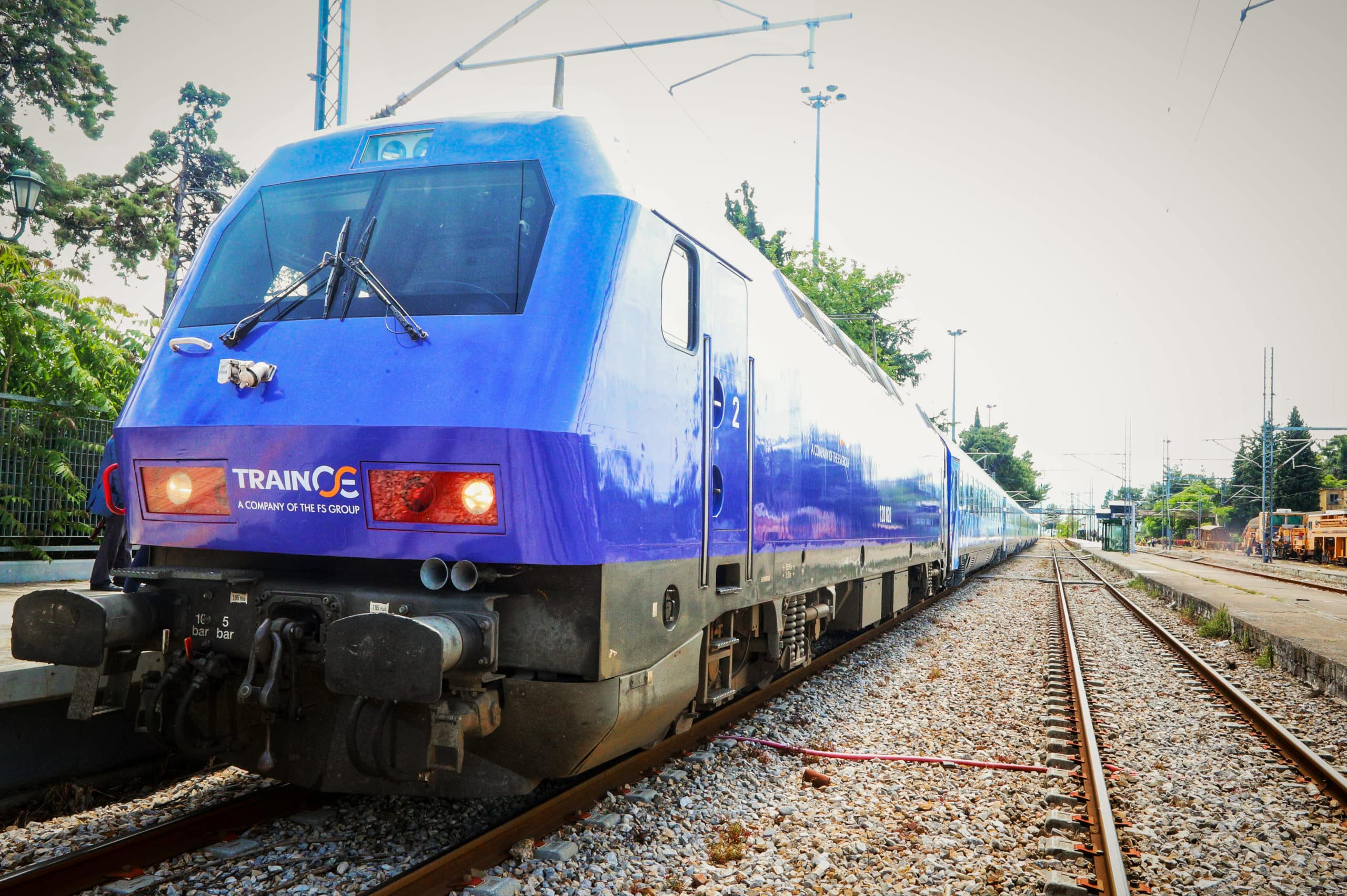 Αλλαγές δρομολογίων στα τρένα από 24/3