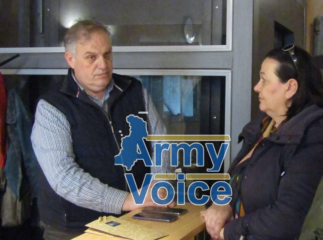 Ακρίτες από το Σουφλί: Να ενισχυθεί ο Στρατός στον Έβρο