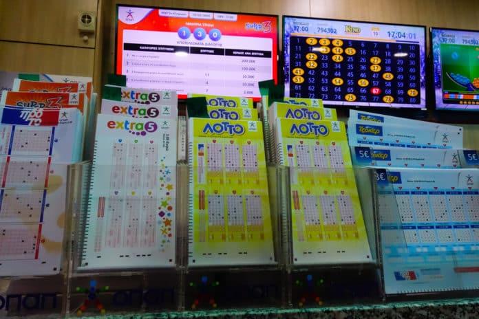 Κλήρωση τζόκερ σήμερα 12/3 - Τυχεροί αριθμοί δίνουν €2.5 εκ
