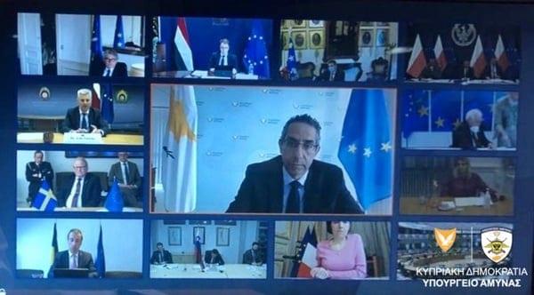 Υπουργοί άμυνας ΕΕ: Η υγεία είναι ο νέος τομέας ασφάλειας