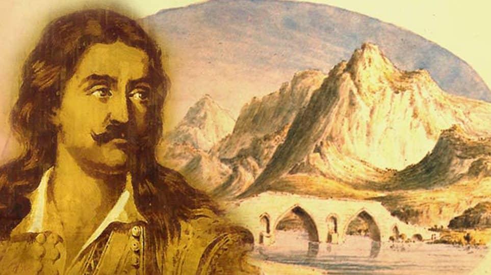 22 Απριλίου 1821: Η μάχη της Αλαμάνας και ο Αθανάσιος Διάκος