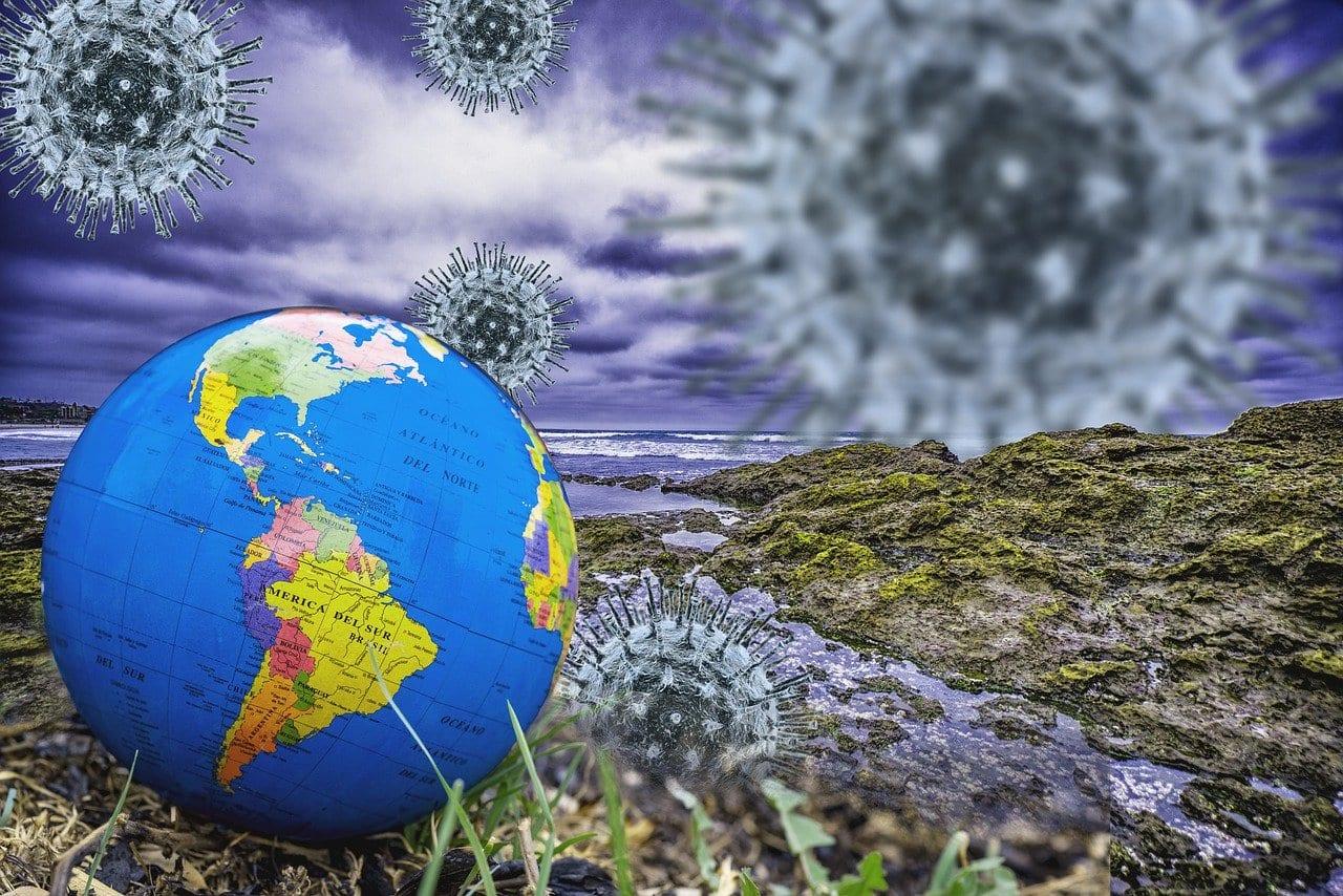 Κορονοϊός: Οι υψηλές θερμοκρασίες δεν στΚορονοϊός: Οι υψηλές θερμοκρασίες δεν σταματούν Covid-19: Γεωπολιτικές αλλαγές στις πρώην «μεγάλες δυνάμεις» - Η πανδημία πλήττει το δυτικό μοντέλο και την «ήπια ισχύ» των κρατών Covid-19: Οι 100 ημέρες που άλλαξαν τον κόσμο