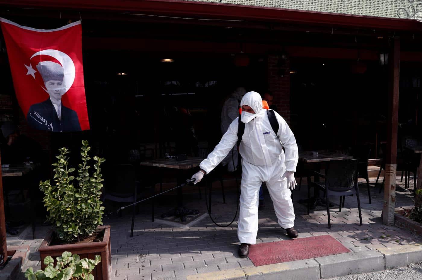Τουρκία: Εργαλειοποιεί τον covid-19 όπως τους πρόσφυγες