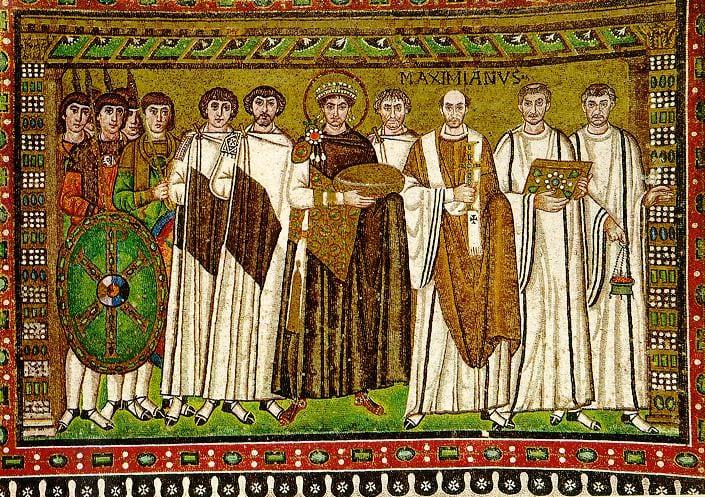 7 Απριλίου 529 Σαν σήμερα ο Ιουστινιάνειος Κώδικας