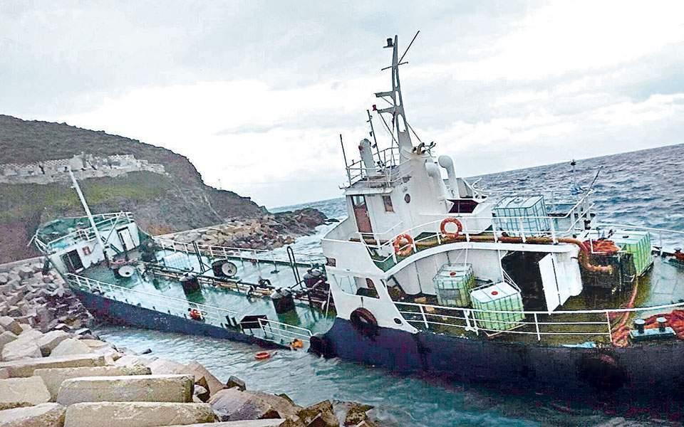 Ύποπτο τουρκικό πλοίο μεταξύ Σάμου - Χίου