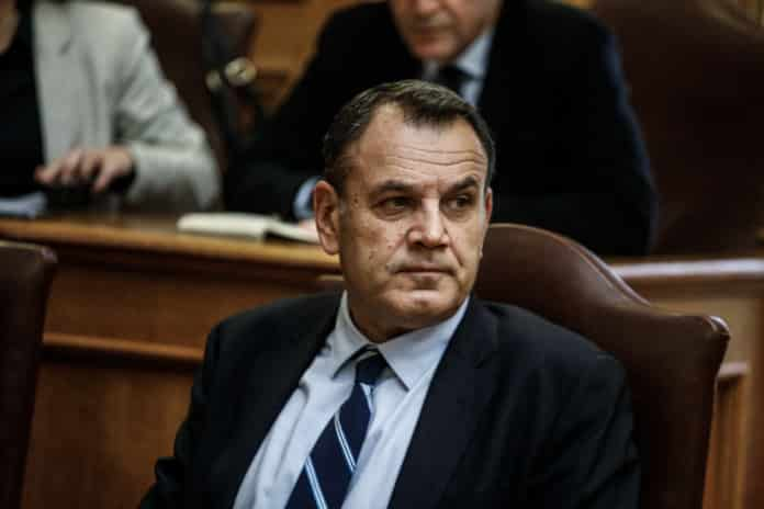 Παναγιωτόπουλος: Επίπληξη σε συνδικαλιστή Βουλή Λέρος: Τι έγινε με τους δράστες που «ακούμπαγε» ο ΥΕΘΑ