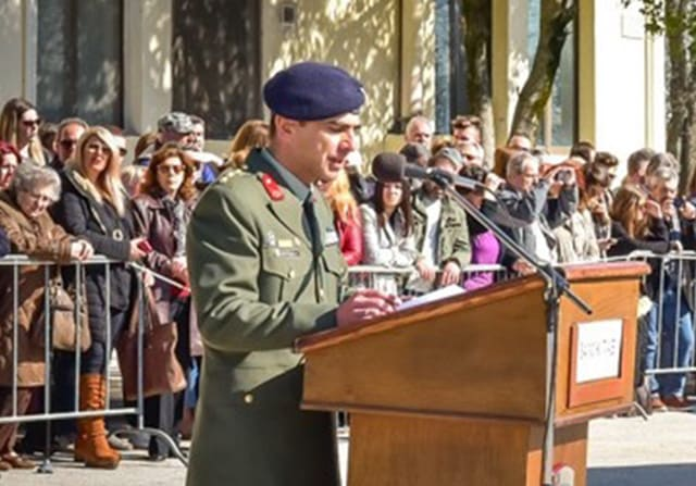 Στρατός Ξηράς: Αυτός είναι ο νέος Εκπρόσωπος Τύπου