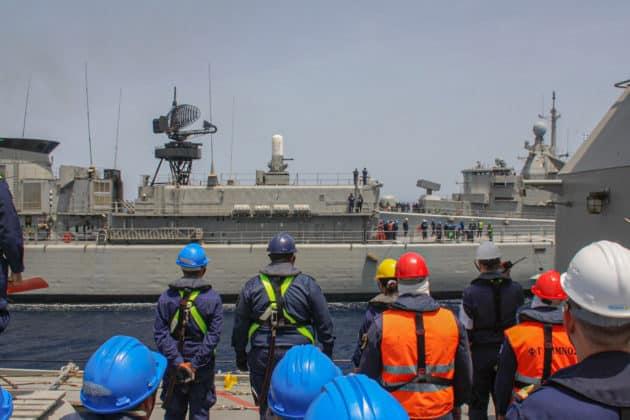 Πολεμικό Ναυτικό: Ο Κορωνοϊός «χτύπησε» μόνο την Καταιγίδα 2020