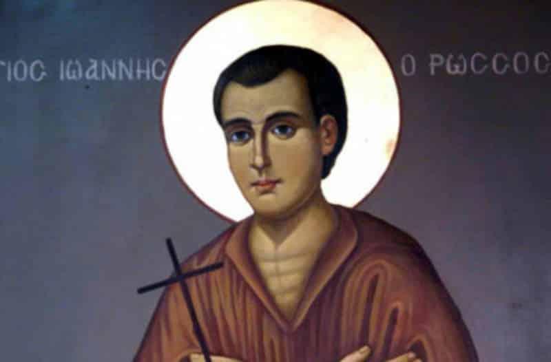 Εορτολόγιο 27 Μαϊου 2020 - Ποιος γιορτάζει την Τετάρτη - Άγιος Ιωάννης Ρώσος ο Θαυμαρτουργός -Ο βίος και η ακλόνητη πίστη του