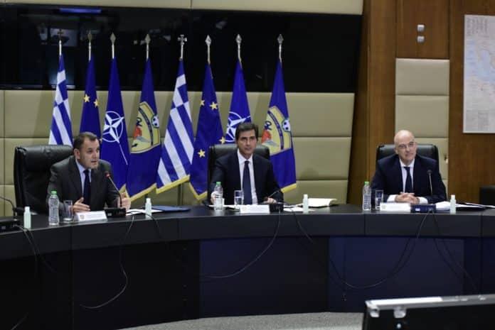 Επιτροπή Εξωτερικών και Άμυνας Δένδιας