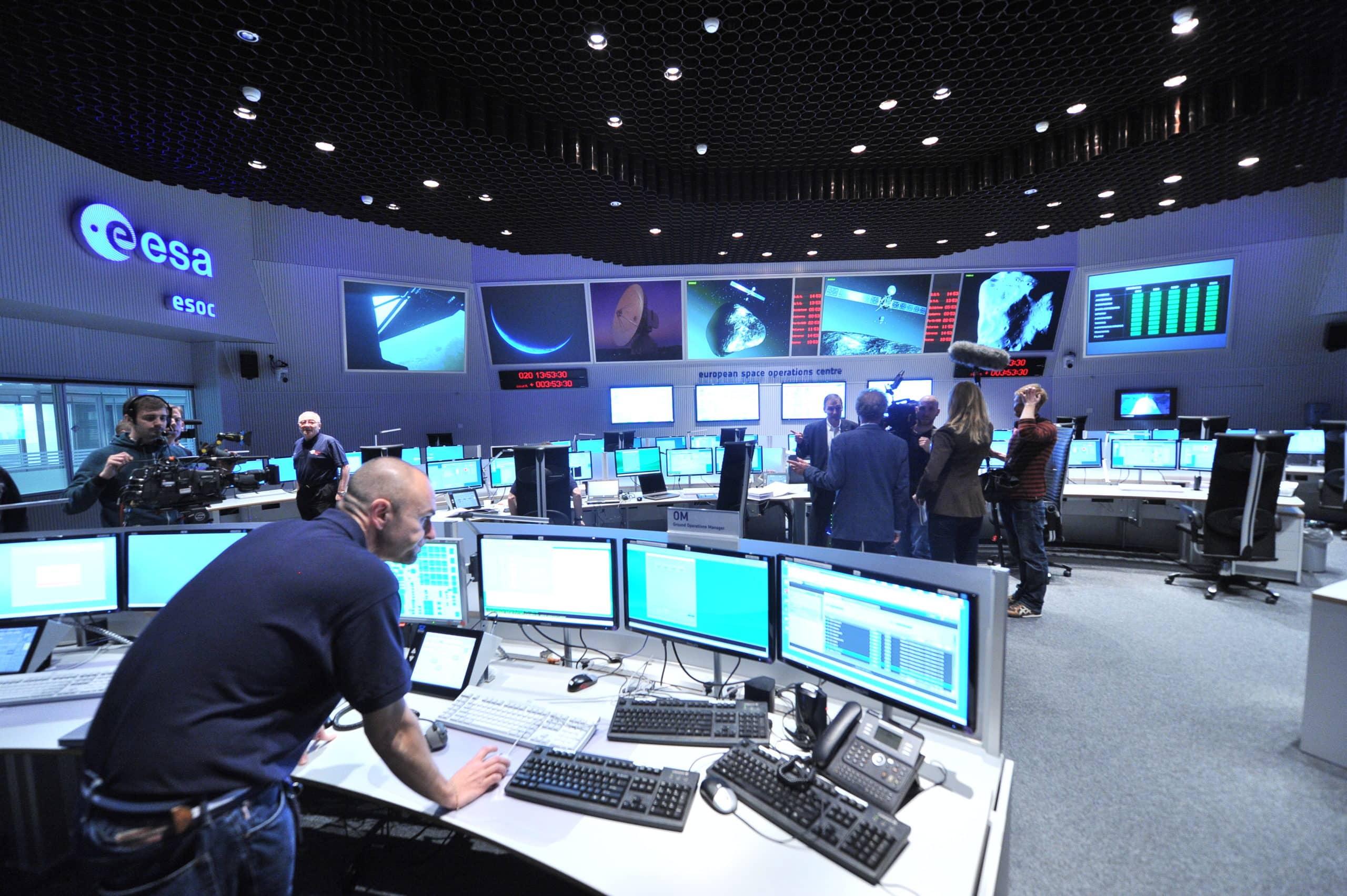 Ελληνικές εταιρίες έρχονται πιο κοντά στον Ευρωπαϊκό Οργανισμό Διαστήματος και τους διαγωνισμούς που προκηρύσσει λέει τη ΕΒΙΔΙΤΕ