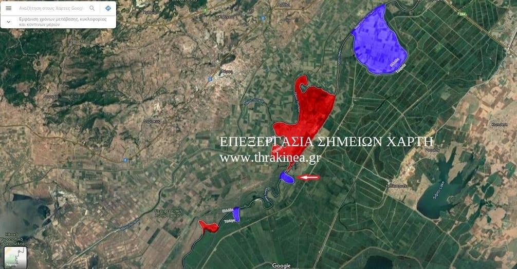 Έβρος: Η Τουρκία δεν θέλει το έδαφος – Θέλει το πέρασμα
