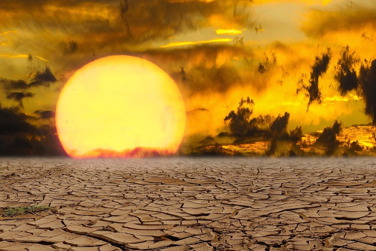 Τι προκάλεσε τον καύσωνα στο δρόμο προς το θερινό ηλιοστάσιο