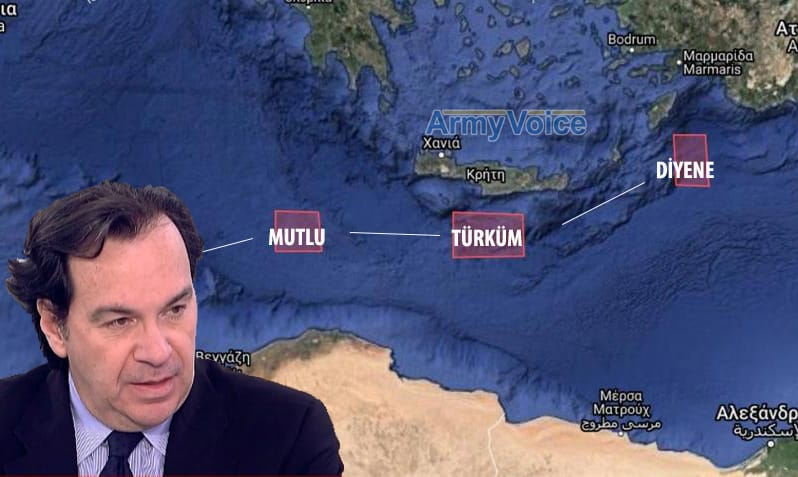 Δ. Σταθακόπουλος Τι σημαίνουν οι τουρκικές NAVTEX με τον Κεμάλ