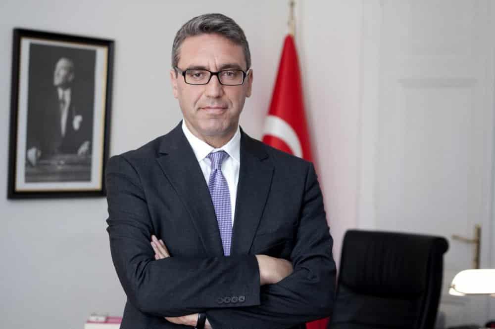 Έβρος: Ρίχνει τους τόνους ο Τούρκος πρέσβης - Τεχνικό θέμα λέει τώρα