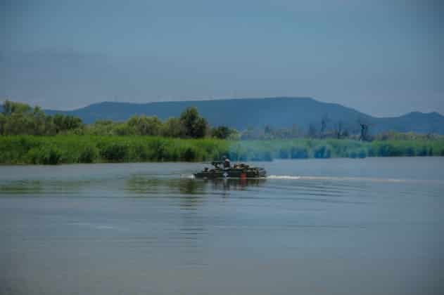 Έβρος: Ηρωϊκή πράξη ΕΠΟΠ έσωσε δυο ζωές στον ποταμό Άρδα
