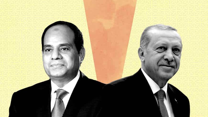 Αίγυπτος - Τουρκία: Έρχεται αναμέτρηση;
