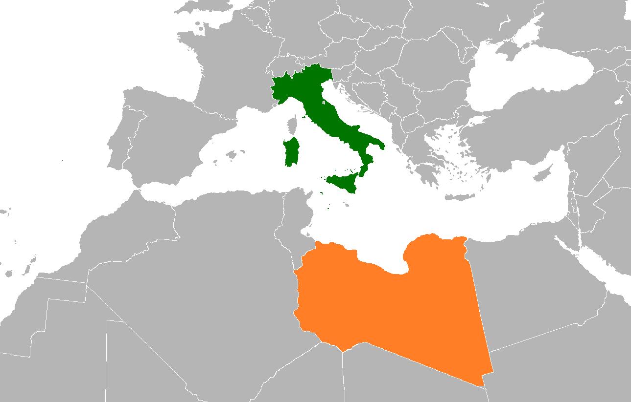 Λιβύη: «Τα βρήκαν» Ιταλία - Σάρατζ Επιστρέφουν οι ιταλικές επιχειρήσεις