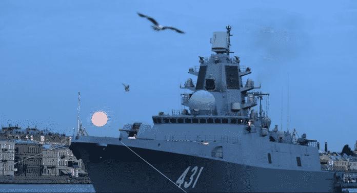 Το ρωσικό «στελθ» πλοίο «Kasatonov» ολοκλήρωσε τις δοκιμές