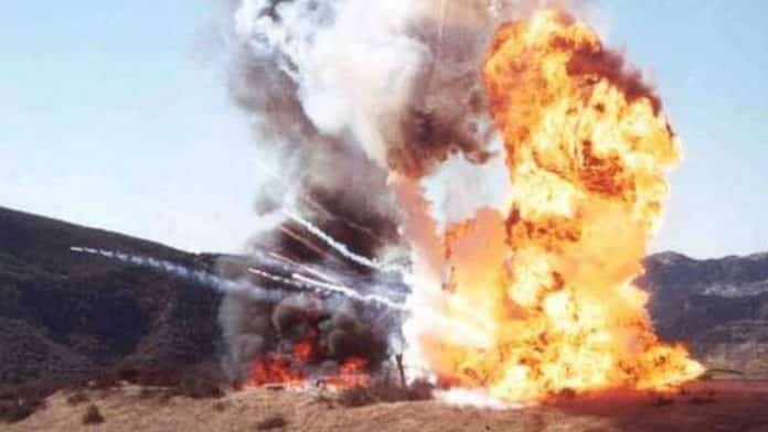 Έκρηξη στο Μαρί: Αποζημίωση 67χρονου €247.000 μετά από 9 χρόνια - Περνούσε τον αυτοκινητόδρομο και τον «πέταξε» το ωστικό κύμα