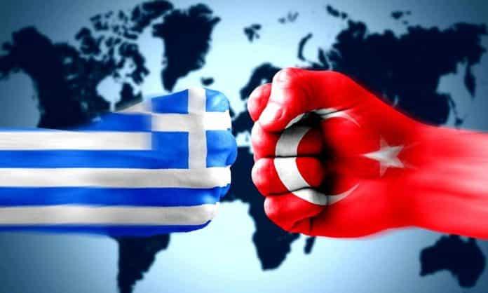 Σύμβουλος Μπάιντεν: Ελλάδα - Τουρκία βρέθηκαν κοντά σε πόλεμο εξωτερική πολιτική Ελλάδα - Τουρκία: Τα 12 μίλια, το casus belli και η ελληνική διπλωματία Τι θα κάνει η Ευρώπη αν ξεσπάσει πόλεμος σε Ελλάδα - Τουρκία Πόλεμος Ελλάδα-Τουρκία 2020: Ποιος θα πει το νέο «Βυθίσατε το Χόρα»;