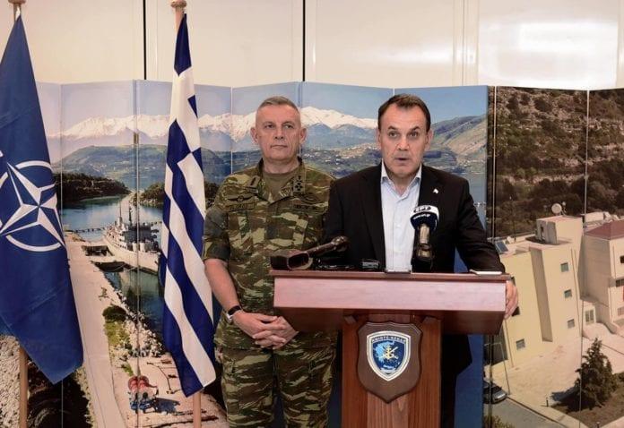 Στρατός Ξηράς: «Κλείδωσε» η θητεία τους 12 μήνες καστελόριζο τουρκικό drone Φρεγάτα ΛΗΜΝΟΣ: Η τραγωδία της ενημέρωσης σε ΥΠΕΘΑ - ΓΕΕΘΑ Πεδίο Βολής Κρήτης: Υπάρχει απόπειρα συγκάλυψης;
