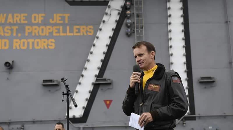 Πεντάγωνο: Απέτυχε ο κυβερνήτης του αεροπλανοφόρου Ρούζβελτ - Δεν θα αναλάβει στο μέλλον καθήκοντα διοίκησης άλλων πλοίων