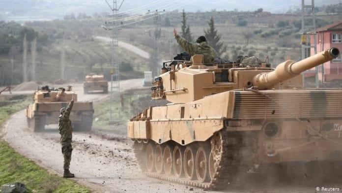 Τουρκία: ο καλύτερος πελάτης της Γερμανίας σε αγορές όπλων
