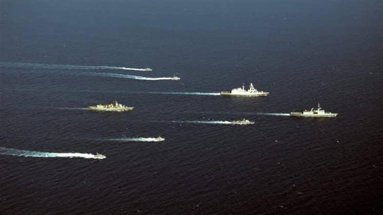 Έρχεται αμυντικός συνασπισμός στην Ανατολική Μεσόγειο Σε προχωρημέο στάδιο οι συζητήσεις Ελλάδας, Κύπρου, Γαλλίας, Ιταλίας