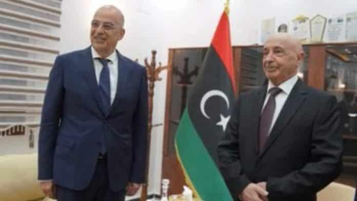Δένδιας από Λιβύη: Στο τραπέζι ο καθορισμός ΑΟΖ μεταξύ των δύο χωρών