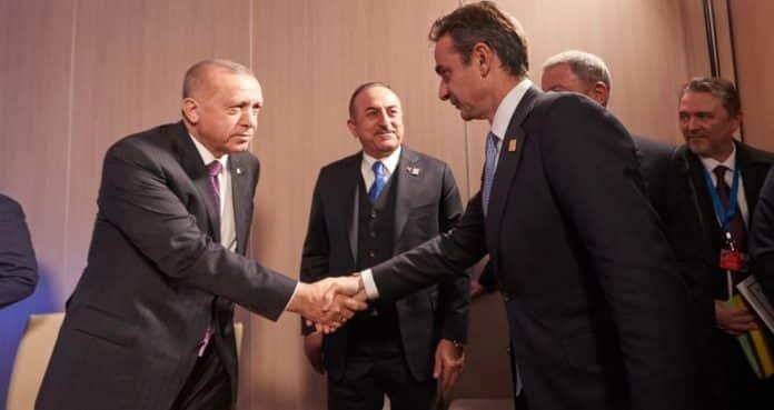 Ελλάδα - Τουρκία: Το επόμενο βήμα του Ερντογάν και οι ελληνικές υποχωρήσεις - Πώς οδηγούμαστε στην απώλεια εθνικής κυριαρχίας Τουρκία Μητσοτάκης Βερολίνο Μυστική διπλωματία με την Τουρκία: Η Ευρώπη αδειάζει την Ελλάδα Ελλάδα Τουρκία Γερμανία Τσαβούσογλου
