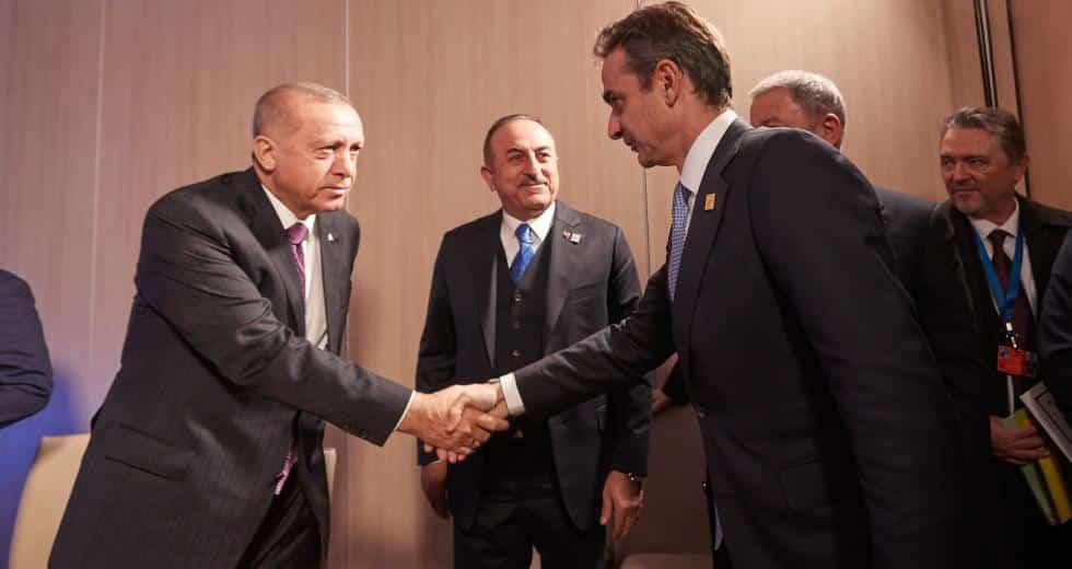 Τουρκία Μητσοτάκης Βερολίνο Μυστική διπλωματία με την Τουρκία: Η Ευρώπη αδειάζει την Ελλάδα Ελλάδα Τουρκία Γερμανία Τσαβούσογλου