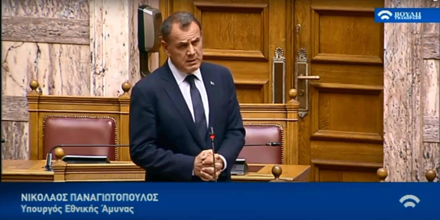 Παναγιωτόπουλος: Από Αύγουστο οι πρώτες συμφωνίες με Ισραήλ