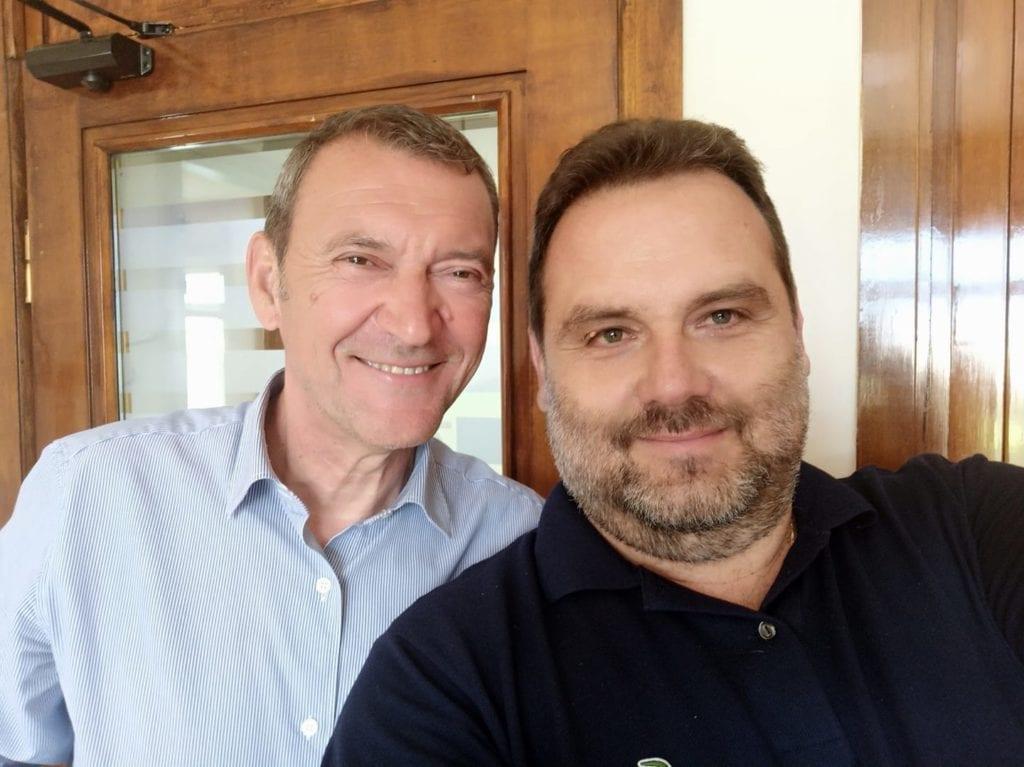 Η ΦΩΤΟ του διευθυντή του υπουργού Εθνικής Άμυνας Θανάση Βάλαρη, που θα κάνει έξαλλο τον ΥΦΕΘΑ Αλκιβιάδη Στεφανή