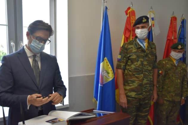 Ο Ταξίαρχος Ηλιόπουλος παρέλαβε διοικητής