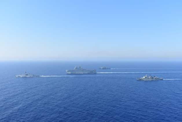 Γαλλικά Rafale πάνω από το Oruc Reis: Ελλάδα Γαλλία νέα συμμαχία