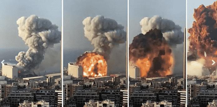 Βηρυτός: Έκρηξη με 2,5 τόνους νιτρικό αμμώνιο - Τι προηγήθηκε