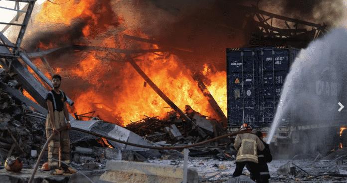 Βηρυτός ΤΩΡΑ: Πληροφορίες για Έλληνα νεκρό και τραυματίες