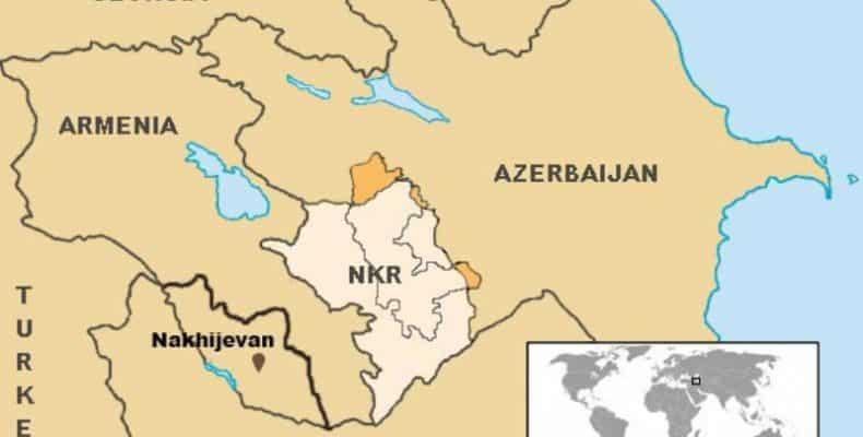 Τουρκικές δυνάμεις σε αζερικό θύλακα για ασκήσεις…