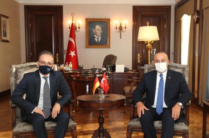 Τουρκία: Απειλεί ο Τσαβούσογλου - Άνθρακες η διαμεσολάβηση Μάας