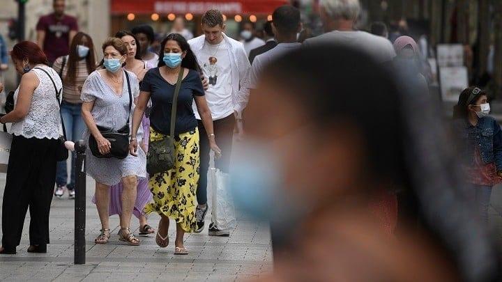 Κορονοϊός 157 κρούσματα σήμερα 30/8 - Πού εντοπίζονται ΧΑΡΤΗΣ Γαλλία-κορονοϊός: Πάνω από 3.000 τα νέα κρούσματα σήμερα 16/8