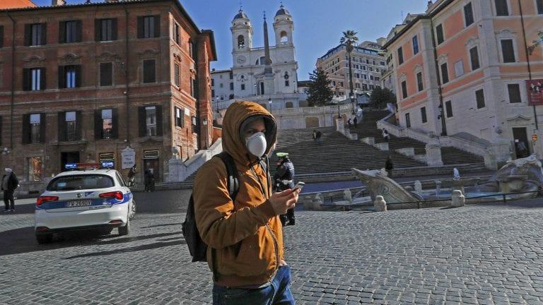 Κορονοϊός: Χτυπάει και πάλι την Ευρώπη - Χιλιάδες κρούσματα covid-19 καθημερινά έχουν σημάνει συναγερμό σε Γαλλία, Ιταλία, Ισπανία, Γερμανία