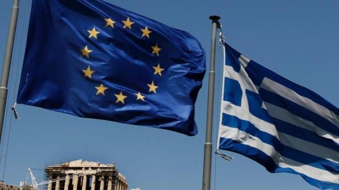 Εμπάργκο όπλων & αναστολή τελωνειακής ένωσης με Τουρκία ζητά η Ελλάδα Θυμίστε μας για ποιο λόγο είμαστε (ακόμη) μέλος στην Ευρωπαϊκή Ενωση! Ποιοι ήταν οι λόγοι ένταξης στην ΕΟΚ και γιατί δεν ισχύουν σήμερα; Ελλάδα - Τουρκία: Η