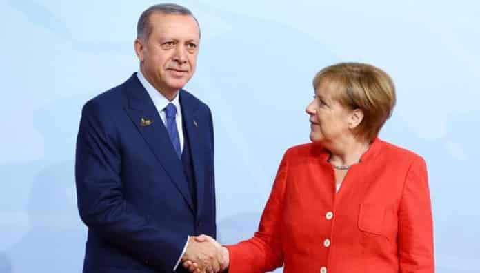 Ελληνοτουρκικός διάλογος: Η Μέρκελ μαγείρεψε άλλοθι στον Ερντογάν Η Γερμανία θέλει να επιβάλει «μνημόνιο» και στα ελληνοτουρκικά