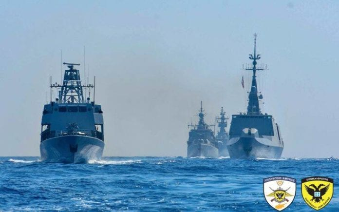 Κύπριος ΥΠΑΜ: Μόνιμη Ναυτική παρουσία της ΕΕ στην Αν. Μεσόγειο