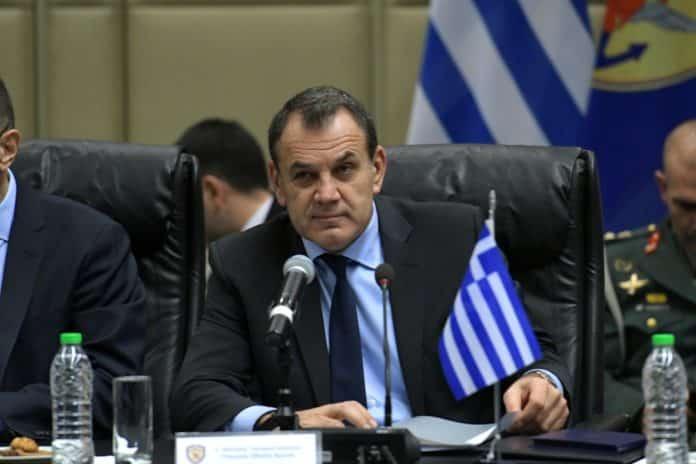 υεθα συνδικαλιστές Άσκηση EUNOMIA: Ο Παναγιωτόπουλος χαιρετίζει την τετραμερή