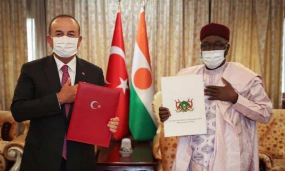 Η διείσδυση της Τουρκίας στην Αφρική πέρα από τη Λιβύη