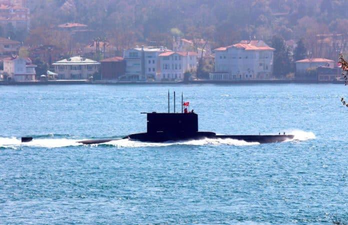 Ελλάδα - Τουρκία ΤΩΡΑ: Τουρκικό υποβρύχιο έφθασε Σούνιο